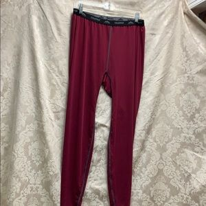 ColdPruf Thermal Tight Xl Maroon GUC